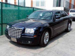 Chrysler 300 en renta en la Ciudad de Mexico