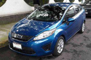 Ford Focus en renta en la Ciudad de Mexico