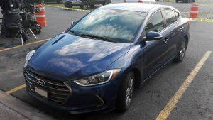 Hyundai Elantra en renta en la Ciudad de Mexico