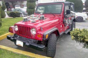 Jeep Wrangler en Renta en la Ciudad de México