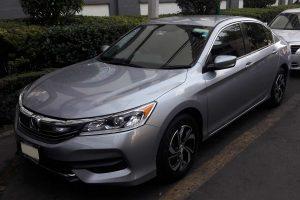 Honda Accord en renta en la Ciudad de México