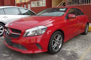 Renta Mercedes Benz Clase A en CDMX
