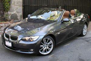 Renta BMW convertible en CDMX