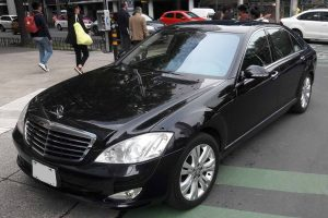 Mercedes Benz s600 negro en renta en la Ciudad de México