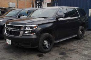 Renta Chevrolet Tahoe Negra en la Ciudad de México