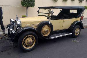 Renta Dodge Brothers 1928 en la Ciudad de México