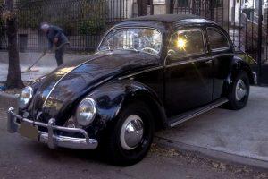 Renta Volkswagen 1956 negro en la ciudad de México