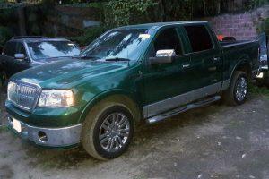 Renta Pick up lincoln mark lt verde en la Ciudad de México