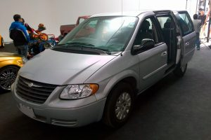Renta Chrysler Voyager en la Ciudad de México