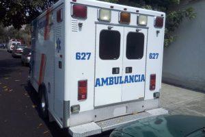 Renta de Ambulancia para eventos en la Ciudad de México