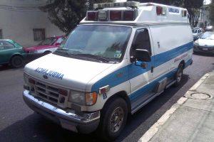 Renta de Ambulancias para filmaciones en la Ciudad de México