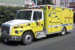 Camion Ambulancia en Renta en CDMX