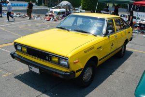 renta taxi americano amarillo de 1980 en la ciudad de mexico