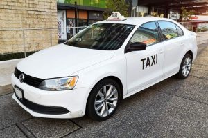 Renta taxi blanco jetta en la ciudad de mexico