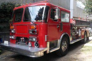 Renta Camiones de Bomberos para eventos en la Ciudad de México