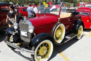 Renta Ford Clásico 1928 en la Ciudad de México