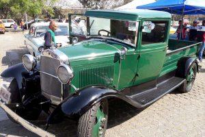 Renta Ford Clasico 1934 Verde en la Ciudad de México
