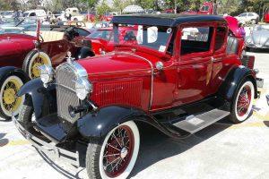 Renta ford 1930 rojo clasico en la ciudad de mexico