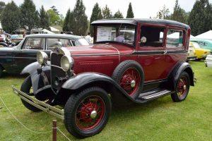 Renta Ford Tudor vino 1930 en la Ciudad de México
