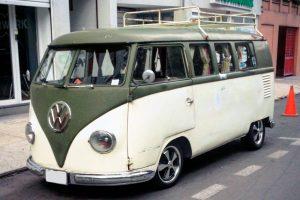 Renta combi 1956 blanco con verde en la ciudad de México