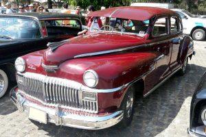 Chrysler 1948 vino en renta en la ciudad de México