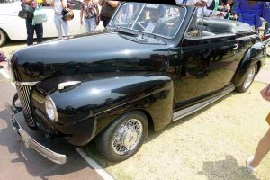 Renta ford 1940 negro en la Ciudad de México