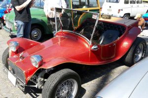 Renta buggy 1957 rojo en la ciudad de mexico