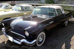 Renta Thunderbird 1959 negro en la ciudad de México