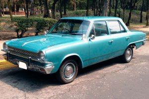 Renta Rambler american 1964 azul en la ciudad de México