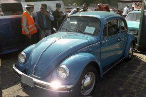 Volkswagen Vocho Azul Turquesa 1982 en renta