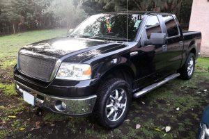 Renta Ford Lobo Negra en Cuidad de México