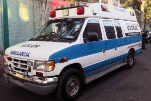 Ambulancia Semefo en renta en cdmx