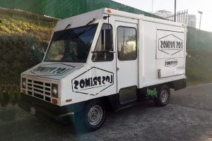 food truck blanca en renta en CDMX