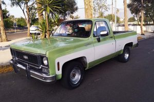 Pick Up Ford 1977 Verde renta en cdmx