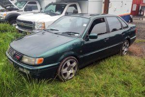 Vw Passat Verde 1997 en renta CDMX